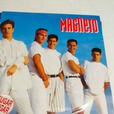 Discos de vinilo: MAGNETO – SUGAR, SUGAR. Lote 179185652