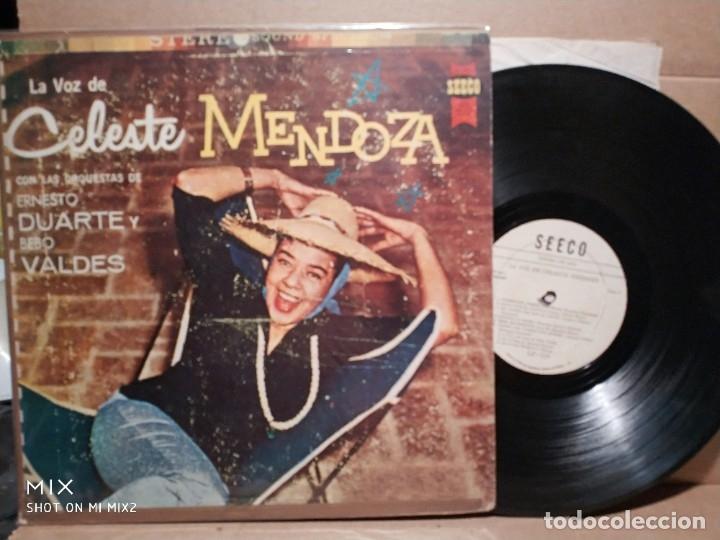 CELESTE MENDOZA ERNESTO DUARTE BEBO VALDÉS 1961 (Música - Discos - LP Vinilo - Grupos y Solistas de latinoamérica)