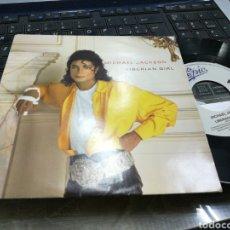 Discos de vinilo: MICHAEL JACKSON SINGLE LIBERIAN GIRL 1987 HOLANDA. Lote 179189413