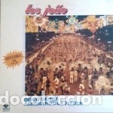 Discos de vinilo: LOS JOAO – DISCO SAMBA. Lote 179190248
