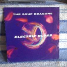 Discos de vinilo: THE SOUP DRAGONS - ELECTRIC BLUES (2 TRACKS) SINGLE 7' VINYL 1991 GERMANY . Lote 179191562