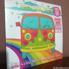 Discos de vinilo: LP DISCO VINILO GRATEFUL DEAD SMILING ON A CLOUD DAY. Lote 179196322