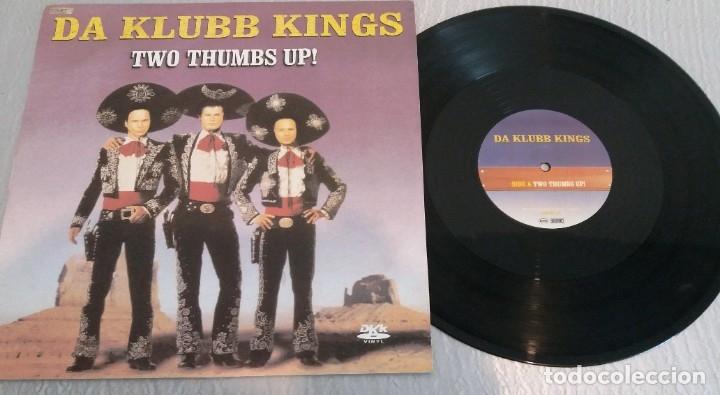DA KLUBB KINGS / TWO THUMBS UP! / MAXI-SINGLE 12 INCH (Música - Discos de Vinilo - Maxi Singles - Techno, Trance y House)