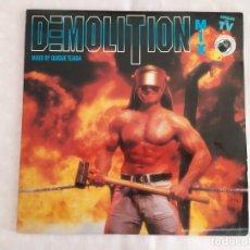 Discos de vinilo: DEMOLICIÓN MIX. Lote 179201502