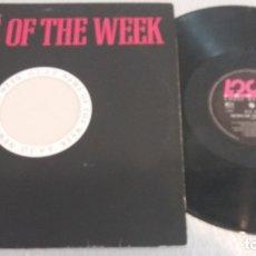 Discos de vinilo: GLAS / NEWS OF THE WEEK / MAXI-SINGLE 12 INCH. Lote 179211618