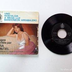 Discos de vinilo: TANGOS CHANTÉS PAR SARA MONTIEL, EDICIÓN FRANCIA, HISPAVOX 25510. Lote 179212891