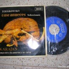 Discos de vinilo: DISCO KARAJAN ORQUESTA FILARMONICA DE VIENA. Lote 179213872
