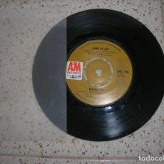 Discos de vinilo: SINGLE DE MIGUEL RIOS ,SONG OF JOY, VUELVO A GRANADA. Lote 179214583