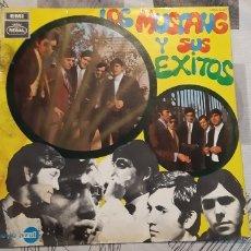 Discos de vinilo: LOS MUSTANG Y SUS EXITOS. REGAL. 1968. ESPAÑA. (TEMAS DE LOS BEATLES...) XKX 301. Lote 179214608