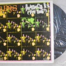 Discos de vinilo: DISCO SINGLE THE BOYS PRIMERA VEZ( FIRTS TIME) 1978. Lote 179216335