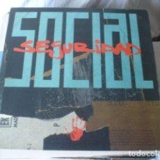 Discos de vinilo: SEGURIDAD SOCIAL QUE TE VOY A DAR . Lote 179221362