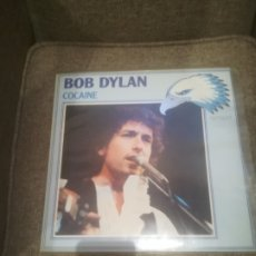 Discos de vinilo: BOB DYLAN. COCAINE. GASLIGHT TAPES 1962. PLATINUM LABEL. BOOTLEG.. Lote 179221506
