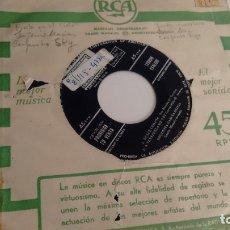 Discos de vinilo: E P ( VINILO) DE ORQUESTA GARCIA BEITIA-CONJUNTO SKY-CONJUNTO J. RIGO AÑOS 50. Lote 179224562