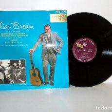 Discos de vinilo: JULIAN BREAM - BOCCHERINI , HAYDN, CUARTETO CUERDA - RCA ESPAÑA 1968 VG++/VG+. Lote 179227393