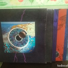 Discos de vinilo: PINK FLOYD PULSE BOX/LP UK 1995 PEPETO TOP . Lote 179231743