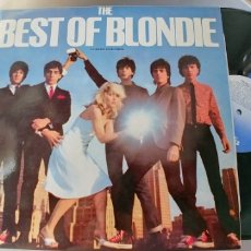 Discos de vinilo: BLONDIE-LP THE BEST . Lote 179232942