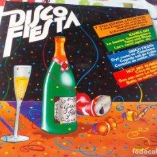 Discos de vinilo: LP. DISCO FIESTA -- Y VIVA ESPAÑA COLLECTION. Lote 179241847
