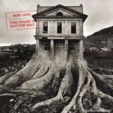 Discos de vinilo: BON JOVI - THIS HOUSE IS NOT FOR SALE - LP PRECINTADO. Lote 179242958