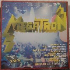 Discos de vinilo: LP DOBLE. MEGATRON. ESPAÑA. 1990.. Lote 179246620