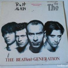 Discos de vinilo: THE THE - THE BEAT(EN) GENERATION - 1989. Lote 179254880
