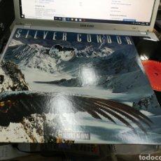 Discos de vinilo: SILVER CÓNDOR LP TROUBLE AT HOME U.S.A. 1983. Lote 179308818