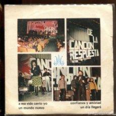 Discos de vinilo: II FESTIVAL DE LA CANCION RESPUESTA. MARISTAS 1975. BARLOVENTO. PERFECTO . Lote 179309822