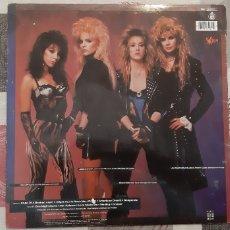 Discos de vinilo: LP VIXEN. 1988. ESPAÑA. HISPAVOX.. Lote 179310231