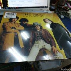 Discos de vinilo: THE NICE LIVE SWEDEN '67 LP PRECINTADO. Lote 179312818