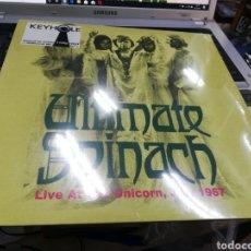 Discos de vinilo: ULTIMATE SPINACH LIVE AT THE UNICORN, JULY 1967 PRECINTADO. Lote 179313482
