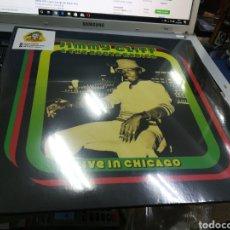 Discos de vinilo: JIMMY CLIFF LIVE IN CHICAGO 1978 PRECINTADO. Lote 179314191