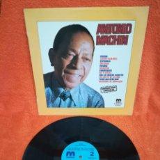 Discos de vinilo: VINILO DE ANTONIO MACHIN, MUY BUEN ESTADO. Lote 179320866