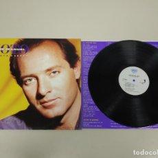 Discos de vinilo: JJ10- JOSE MANUEL SOTO DEJATE QUERER ESP 1991 LP VIN POR VG +/++ DIS NM. Lote 179325070