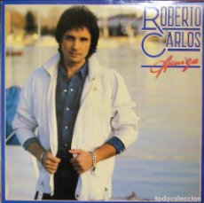 Discos de vinilo: ROBERTO CARLOS - AMIGA. Lote 179337222