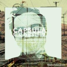 Discos de vinilo: CAPSULA CAPSULA LP (GATEFOLD) . IGGY POP SONIC YOUTH SUMO PESCADO RABIOSO ROCK. Lote 179338238