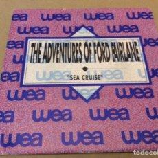 Discos de vinilo: THE ADVENTURES OF FORD FAIRLANE. DION: SEA CRUISE. PROMOCIONAL WEA 1990.. Lote 179340033