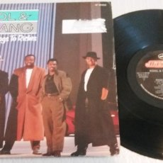Discos de vinilo: KOOL & THE GANG / RAGS TO RICHES / MAXI-SINGLE 12 INCH. Lote 179342262
