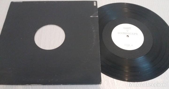 Discos de vinilo: Gant V Soundscape / MAXI-SINGLE 12 INCH - Foto 2 - 179342411
