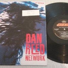 Discos de vinilo: DAN REED NETWORK / RITUAL / MAXI-SINGLE 12 INCH. Lote 179343602