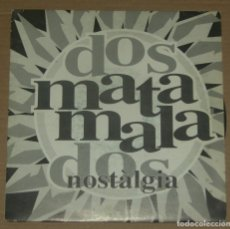 Discos de vinilo: MATAMALA - NOSTÀLGIA - 1993 AL.LELUIA RECORDS PROMO. Lote 179344461