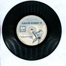 Discos de vinilo: EL BURRITO VALIENTE. VINILO SIN FUNDA. RECLAMEX 1968. Lote 179375441