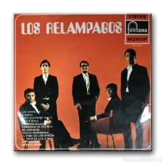 Discos de vinilo: LOS RELAMPAGOS - LOS RELAMPAGOS . Lote 179377242