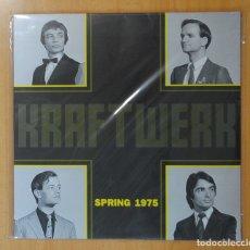 Discos de vinilo: KRAFTWERK - SPRING 1975 - LP. Lote 179382356
