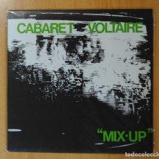 Discos de vinilo: CABARET VOLTAIRE - MIX-UP - LP. Lote 179382377