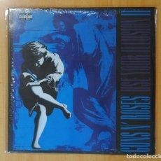 Discos de vinilo: GUNS N ROSES - USE YOUR ILLUSION II - LP. Lote 179383013