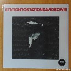 Discos de vinil: DAVID BOWIE - STATION TO STATION - LP. Lote 204669627