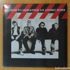 Disques de vinyle: U2 - HOW TO DISMANTLE AN ATOMIC BOMB - LP. Lote 179383121