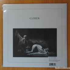 Discos de vinilo: JOY DIVISION - CLOSER - LP. Lote 179383137