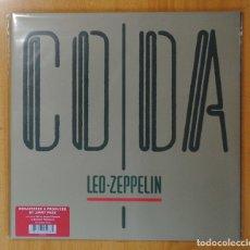 Discos de vinilo: LED ZEPPELIN - CODA - LP. Lote 179383148
