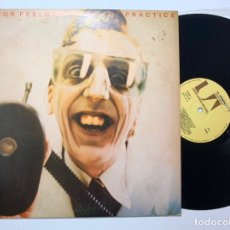 Discos de vinilo: DISCO LP VINILO DR. FEELGOOD PRIVATE PRACTICE PRIMERA EDICION ESPAÑOLA 1978. Lote 179386977