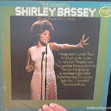 Discos de vinilo: SHIRLEY BASEY. Lote 179387901